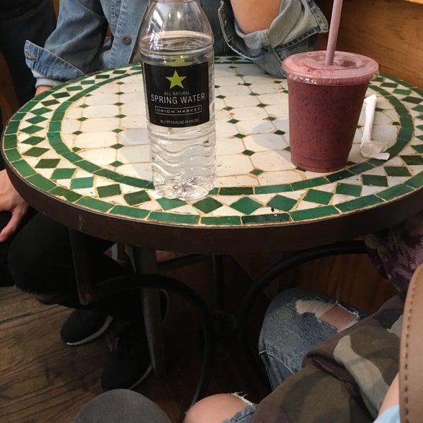 Photo taken at Pause Cafe by Ning-tai H. on 10/7/2017