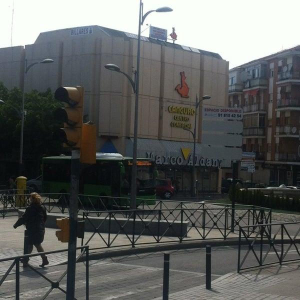 Galer a comercial canguro collado villalba madrid - Galeria comercial ...