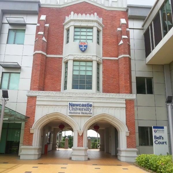 Malaysia University: Newcastle University Medicine Malaysia