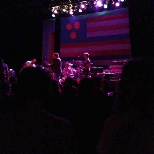 Photo taken at The Rialto Theatre by Dan D. on 10/2/2012