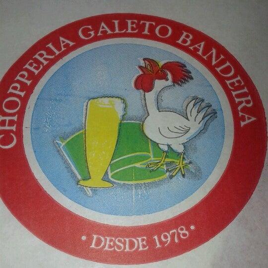 1/20/2013에 Luciana M.님이 Chopperia Galeto Bandeira에서 찍은 사진