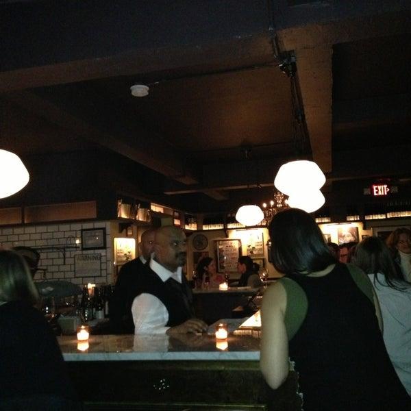 Photo taken at Vanguard Wine Bar by Daniel M. on 12/28/2012