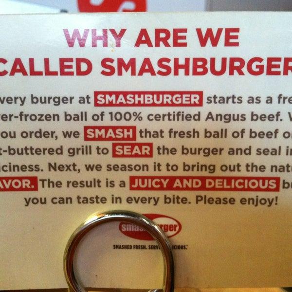 Photo taken at Smashburger by Lance on 7/5/2013