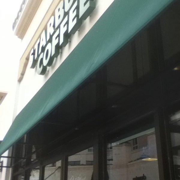 Photo taken at Starbucks by Tim F. on 3/8/2013