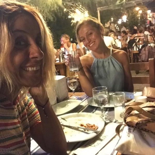 Das Foto wurde bei Kekik Restaurant von Ayşen Y. am 8/13/2018 aufgenommen