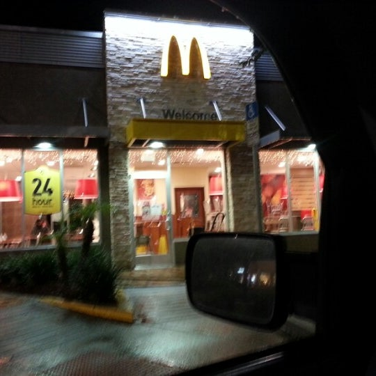 Photo taken at McDonald's by Timothy T. on 11/30/2012