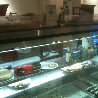 Photo taken at Sugar Plum Vegan Cafe by Anita C. on 12/8/2012