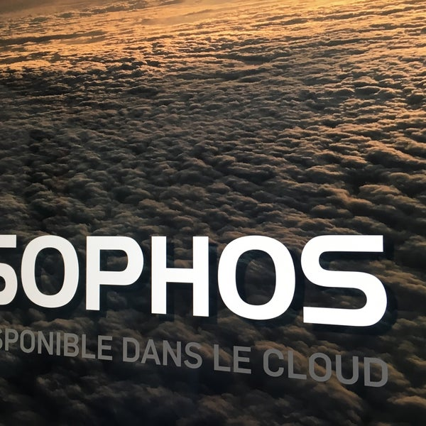 Foto scattata a Sophos France da Jérôme V. il 8/31/2016