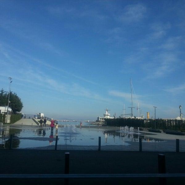 3/18/2013 tarihinde Yeşim G.ziyaretçi tarafından Ataköy Marina'de çekilen fotoğraf