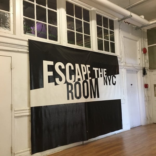 Escape The Room Nyc General Entertainment In New York