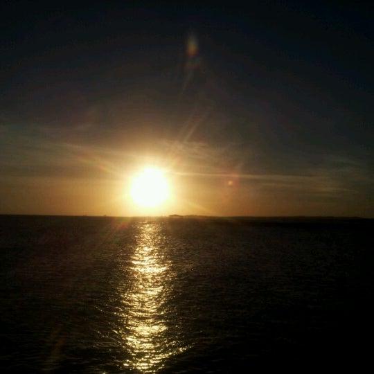 Photo taken at Playa El Yaque by Yoherlin C. on 12/28/2012