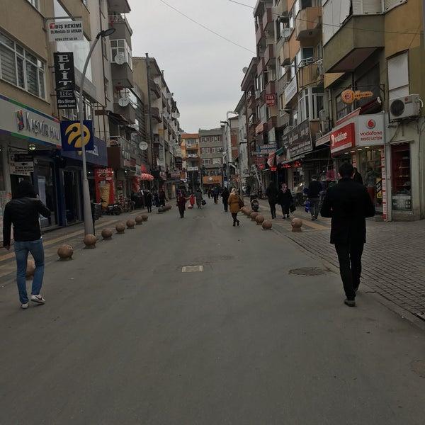 Photo taken at Aksu Çarşı by Tolga A. on 1/10/2018