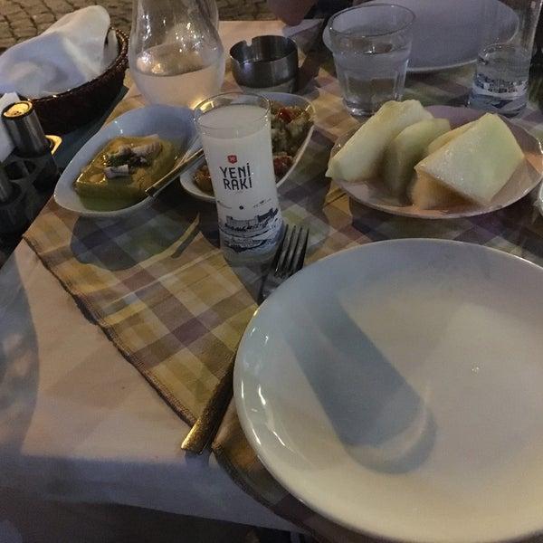 Photo taken at Cabalı Meyhane by İpek G. on 9/3/2017