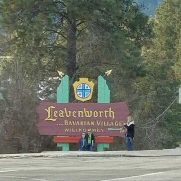 Photo taken at Town of Leavenworth by Maya D. on 12/3/2016