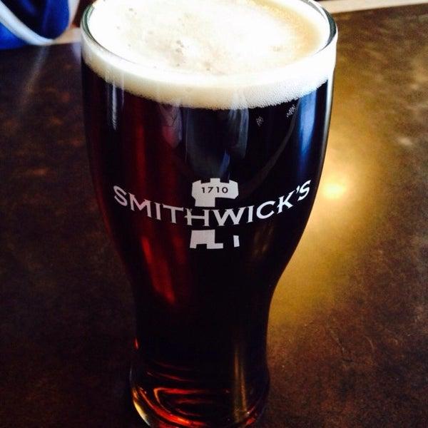 Photo taken at King's Head Pub by Matthew S. on 4/11/2015