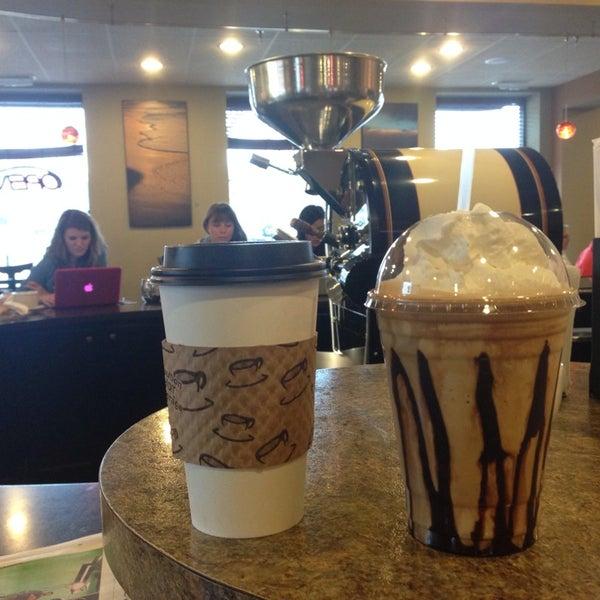 Photo taken at Arcedium Coffeehouse Inc by HondaPro J. on 4/13/2014