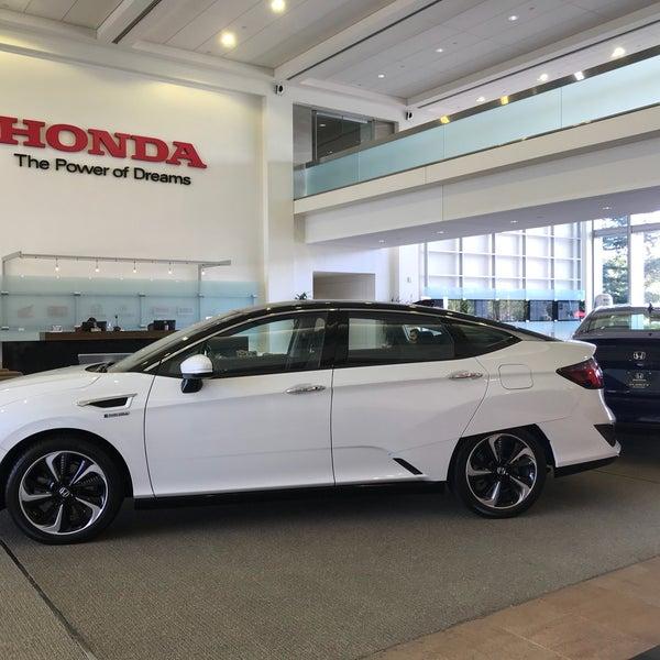 Photo Taken At American Honda Motor Co., Inc. By HondaPro J. On