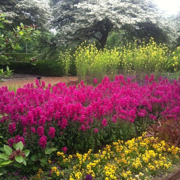 Photo taken at Cantigny Park by Stephanie V. on 5/27/2013