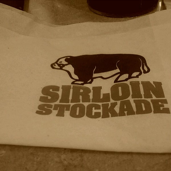 Photo taken at Sirloin Stockade Plaza Loreto by Enrique B. on 6/15/2013