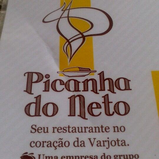 Photo taken at Picanha do Neto by Rafael X. on 1/18/2013