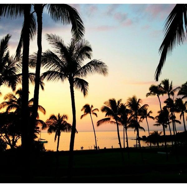 Photo taken at Sheraton Maui Resort & Spa by Dana T. on 12/29/2012