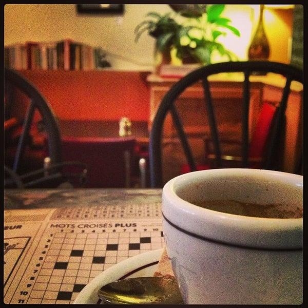 6/17/2013 tarihinde Francois B.ziyaretçi tarafından Café Lézard'de çekilen fotoğraf