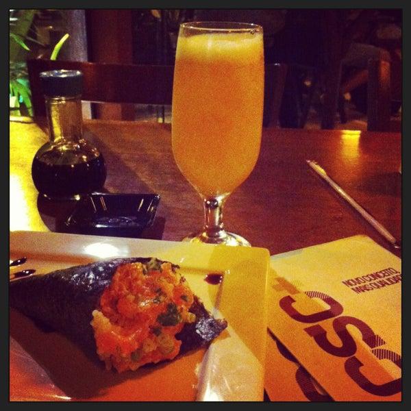 De seg à sáb sempre tem algo em dobro, Terça feira é temaki, indico pra quem gosta! Um dos melhores bares das proximidades ufsc, trindade e carvoeira com excelente atendimento