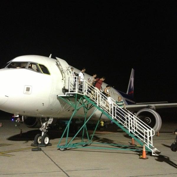 Foto tomada en Aeropuerto Internacional del Neuquén - Presidente Juan D. Perón (NQN) por Juan F. el 12/31/2012