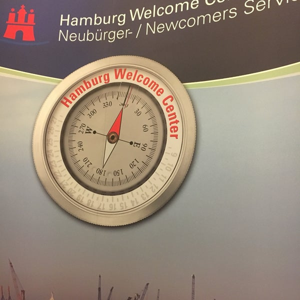 Photo taken at Hamburg Chamber of Commerce by Christina R. on 10/19/2016