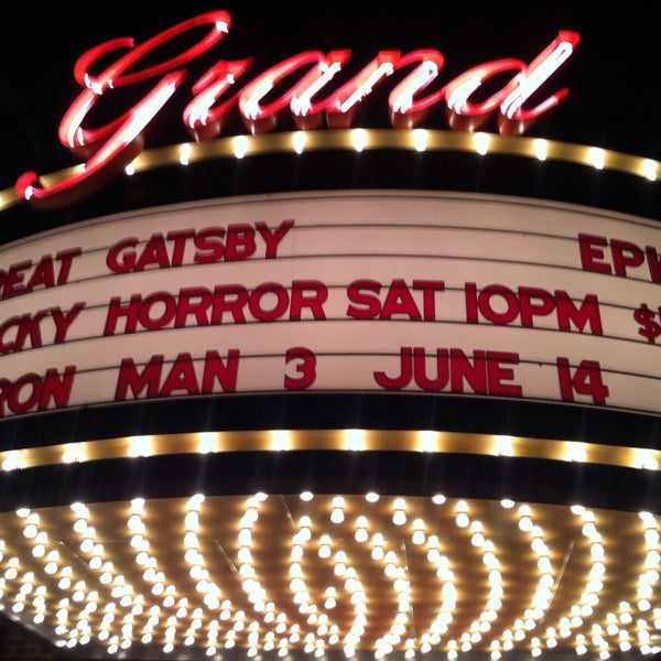 the grand theater east greenville pa