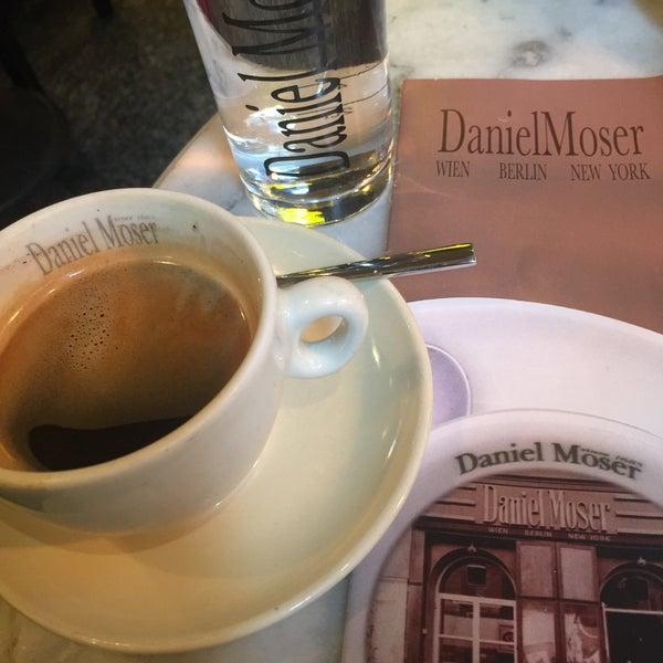 Das Foto wurde bei Café Daniel Moser von Maşuk Cahit U. am 4/5/2018 aufgenommen
