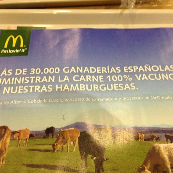 Photo taken at McDonald's by Alejandro G. on 2/18/2013