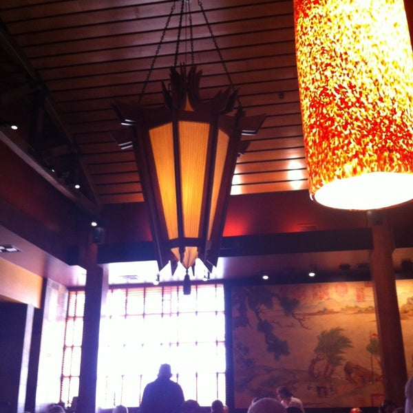 Photo taken at P.F. Chang's by Maggie S. on 1/26/2013