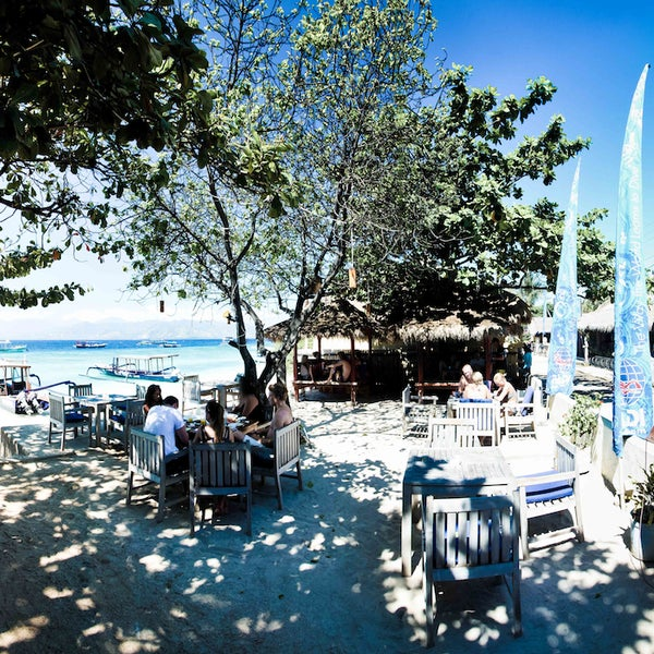 Blue marlin dive resort in lombok ntb - Lombok dive resort ...