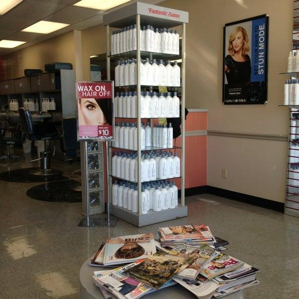 Fantastic sams hair salons salon barbershop in florissant for Sams salon