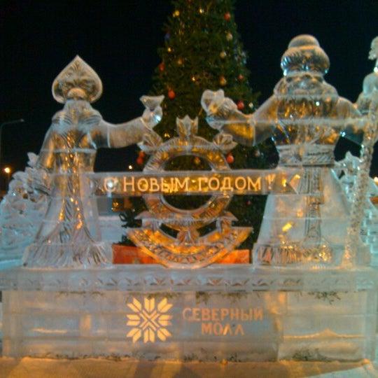 Снимок сделан в ТРК «Северный Молл» пользователем Сергей М. 1/18/2013