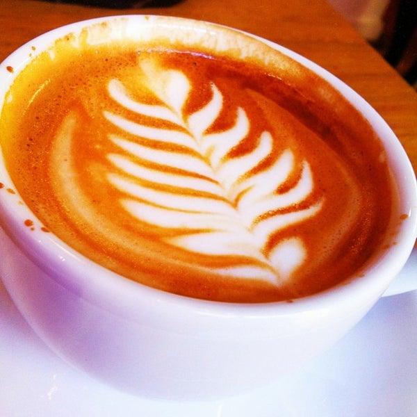 Das Foto wurde bei Culture Espresso von Apoorva J. am 3/13/2013 aufgenommen