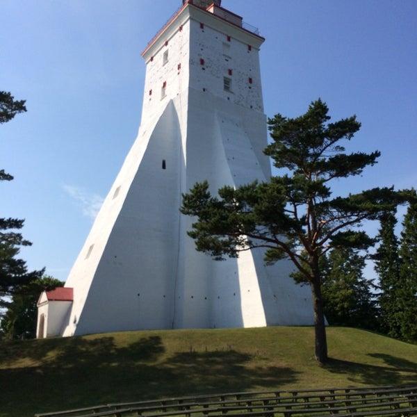 Photo taken at Kõpu tuletorn    Kõpu Lighthouse by Aleksander G. on 7/6/2014