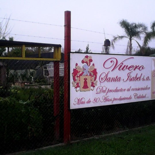 Vivero santa isabel flower shop in colastin for Vivero santa isabel
