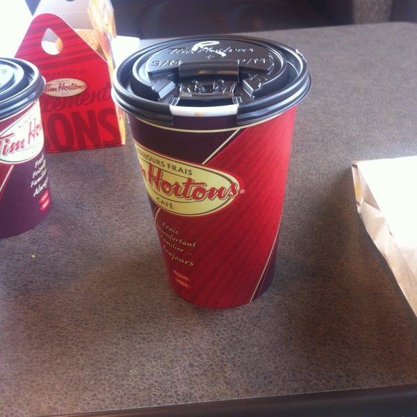 Tim Hortons Chicago: Coffee Shop In Brampton