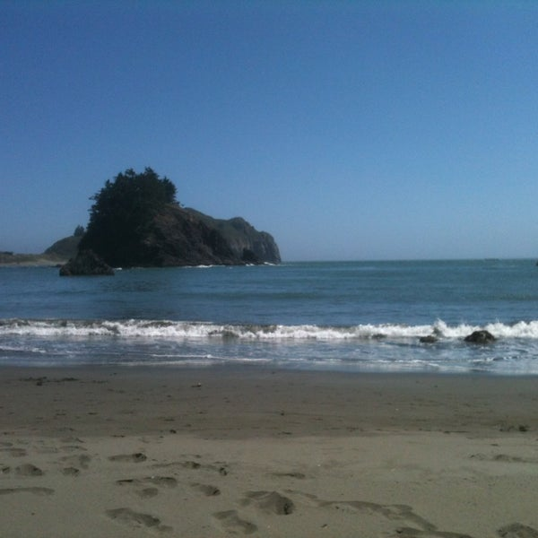 Photo taken at College Cove by Alicia G. on 7/4/2013