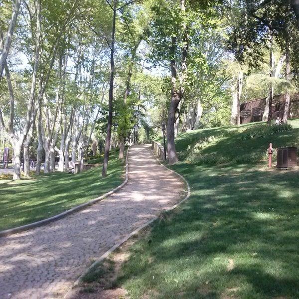 Gülhane Parkı - Hoca Paşa - Hoca Paşa Mah. Nöbethane Cad ...