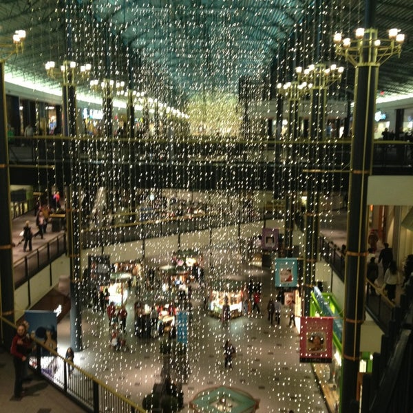 Photo taken at Mall of America by Kaila D. on 2/10/2013
