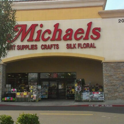 Michaels hanford ca for Michaels craft store houston texas