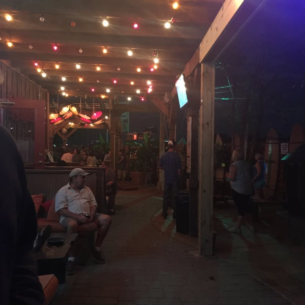 Photo taken at The Big Chill Surf Cantina by Carolyn U. on 9/17/2016