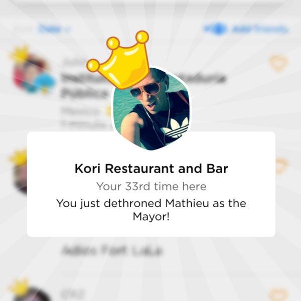 10/18/2017에 Eric N.님이 Kori Restaurant and Bar에서 찍은 사진