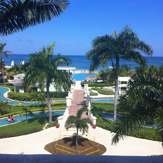 Photo taken at Iberostar Rose Hall Suites by Cheetah on 11/6/2012