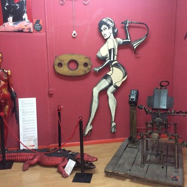 Foto tomada en Museu de l'Eròtica por Kirill K. el 8/31/2016