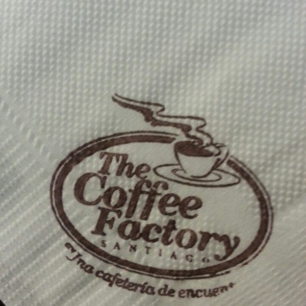 Photo taken at The Coffee Factory by Jorge F. on 6/6/2014