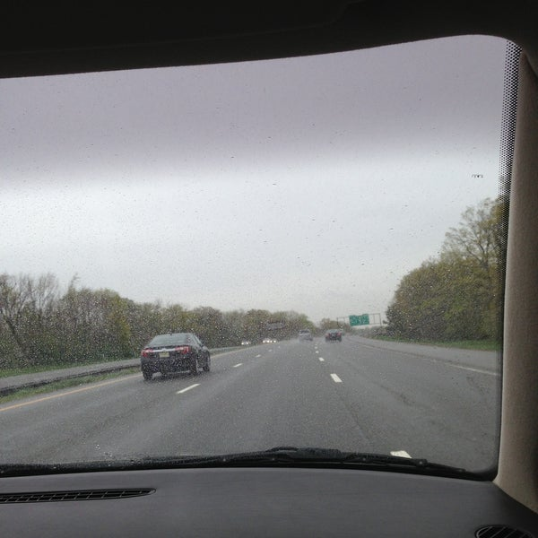 Photo taken at Garden State Parkway -- Saddlebrook by Kerem K. on 4/29/2013